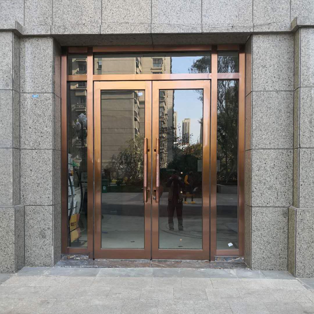 高新区某小区活动中心门
